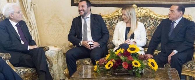 """Salvini scalza Berlusconi. Stavolta è lui il più """"vicino"""" a Mattarella"""