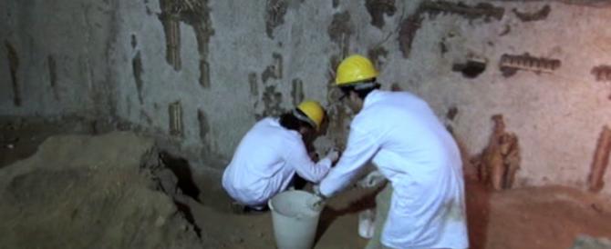 """""""Sotto Colle Oppio una nuova Pompei, ma non ci sono fondi per gli scavi"""""""