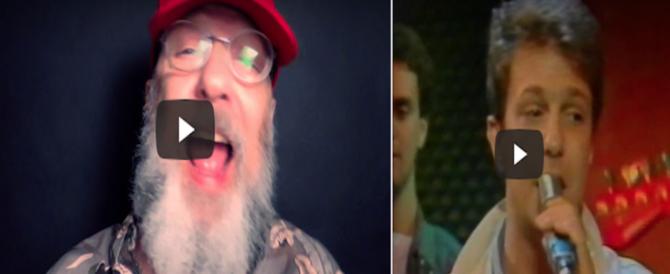 Musica, Sergio Caputo fa a pezzi i Social nel segno degli anni '80 (video)