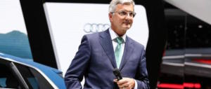 Dieselgate, arrestato l'ammiministratore  delegato di Audi