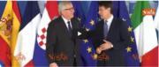 Bruxelles, la proposta italiana: non ospita più i migranti il paese del porto d'arrivo (Video)