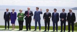 G7, Conte tra i big mette d'accordo tutti: s'allinea con Trump ma non scarica l'Ue