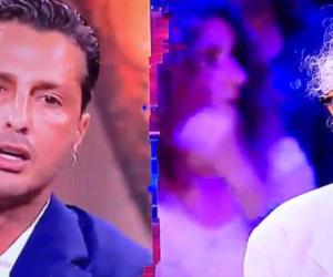 Rissa furibonda tra Corona e Mughini: «Sei un poveraccio, ti compro e…» (video)
