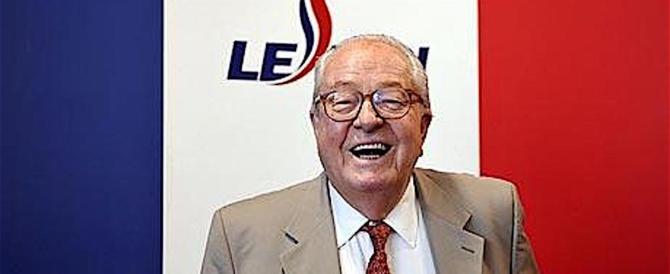 """Jean-Marie Le Pen (90 anni) ricoverato per uno """"stato di affaticamento"""""""