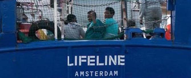 """Gli """"accoglienti"""" spariscono. Lifeline: «Rifiutati da Germania e Olanda»"""