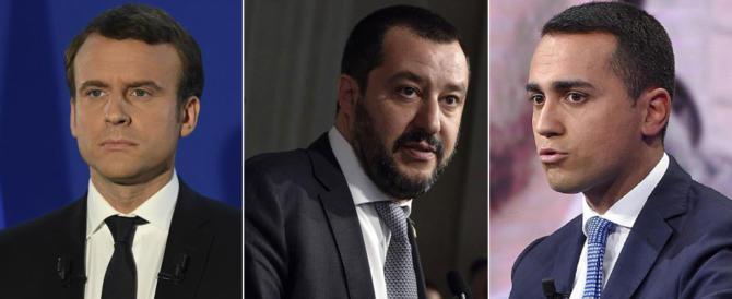 Macron scende dal piedistallo, Conte va a Parigi. Ma lo strappo resta