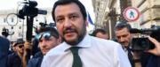 Migranti, Salvini:  «Abbiamo fatto più noi in 2 settimane che il Pd in 6 anni»