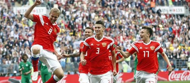 Inaugurati i Mondiali , Putin: «Il calcio unisce, benvenuti in Russia»