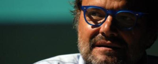 Toscani feroce con Salvini, morbido come un cachemire con i Benetton