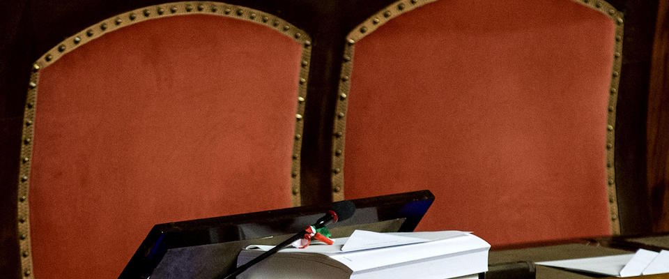 Senato, eletti i nuovi presidenti e vicepresidenti delle Commissioni