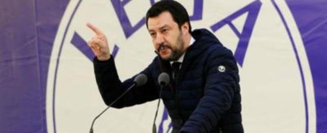 Migranti, Salvini: «Finisce la pacchia dei 35 euro al giorno, non siamo fessi»