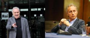 """Santoro: «Travaglio direttore del Tg1». E attacca Di Maio, il """"signor nessuno"""""""