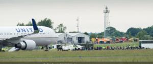 Fiumicino, minaccia bomba su volo 971 Roma-Chicago fatto atterrare in Irlanda