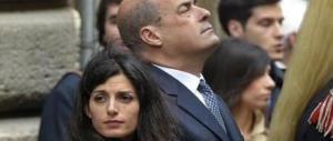 Botte da orbi tra Raggi e Zingaretti. Lei: «Nemico di Roma». Lui: «Arrogante»