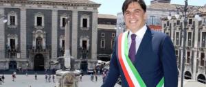 Per Catania comincia una nuova era. Pogliese si insedia a Palazzo degli Elefanti