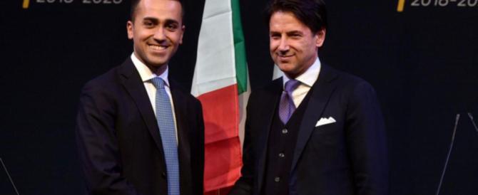 Conte e Di Maio cedono (in parte) alle pressioni buoniste sui rom