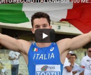 Filippo Tortu, il nuovo Mennea che ama il tricolore e Lucio Battisti (video)