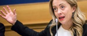 Giorgia Meloni: «Sequestrare le navi delle ong è sacrosanto»