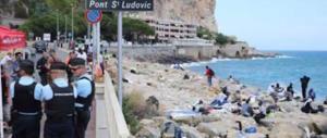 Rapporto Oxfam, nell'inferno di Ventimiglia, migranti abusati e detenuti da poliziotti francesi