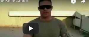 """Come affrontare un uomo armato? La """"mossa perfetta"""" è virale (video)"""