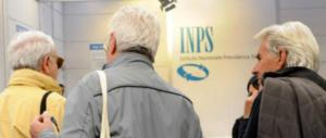 """Pensioni, chi sceglierà """"quota 100"""" perderà fino a 500 euro al mese"""
