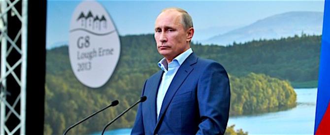 """Conte: """"L'Italia d'accordo con Trump, la Russia deve tornare nel G8"""""""
