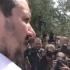 Salvini a villa Casamonica: i beni della mala torneranno ai cittadini (video)