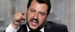Migranti, Salvini alza la posta: «A rischio finanziamento italiano all'Ue»