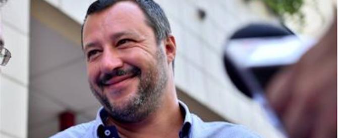 Rom, i media cercano di dividere il governo. Ma i sondaggi premiano Salvini