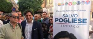 Catania, finisce l'era di Enzo Bianco. A rispedirlo a casa è Salvo Pogliese