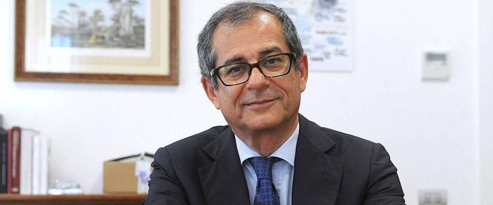 Economia, Tria: «Attueremo il programma di governo riducendo il debito»
