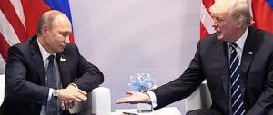 È ufficiale: Trump e Putin si incontreranno il 16 luglio a Helsinki
