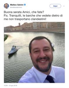 tweet-salvini
