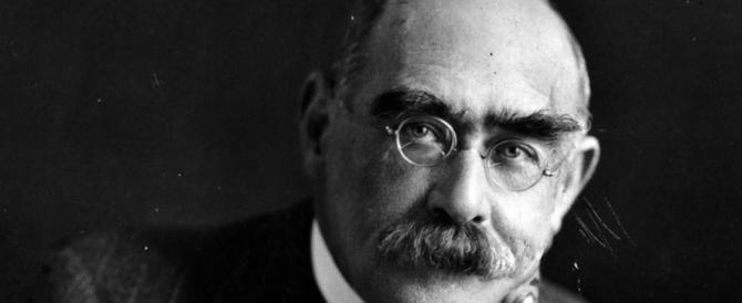 """Gran Bretagna, censurato anche Kipling in nome del """"politicamente corretto"""""""