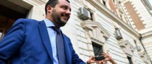 Migranti, Salvini: «Il governo lavora e agisce con una voce sola»
