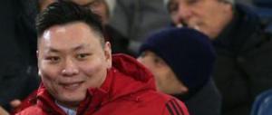 Milan, mister Li nei guai: l'ex presidente indagato per falso in bilancio