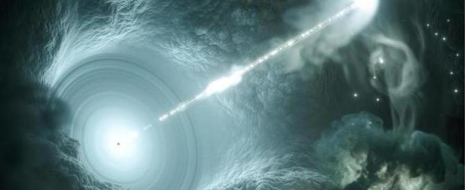 Galassie, scoperto uno spaventoso buco nero all'origine dei raggi cosmici