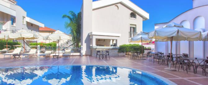 Tragedia a Sperlonga: muore una 13enne nella piscina dell'hotel