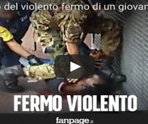 I militari fermano in metro un migrante pusher. ll video diventa virale: ecco perché (VIDEO)