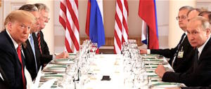 Trump invita Putin a Washington: ha fretta di varare l'asse Usa-Russia