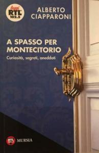 La copertina del libro di Alberto Ciapparoni