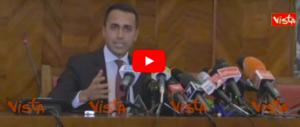 """Ilva, il """"tavolone"""" di Di Maio è un flop. Il ministro: «Nessuno ha cambiato idea» (video)"""