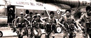 Nel 1995 a Pico el Condor la breve e cruenta guerra tra Perù ed Ecuador