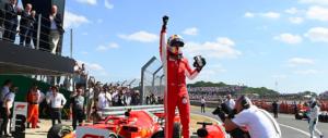 F1: Ferrari da urlo a Silverstone. Vince Vettel, terzo Raikkonen