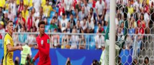 Mondiali di Russia: l'Inghilterra è la terza semifinalista. Svedesi a casa