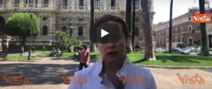 Meloni: «L'Antimafia si occupi anche delle mafie straniere» (video)