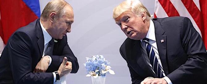 Trump invita Putin negli Usa e Mosca «apre»: dopo Helsinki è luna di miele