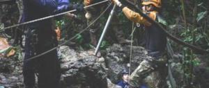 Thailandia, trovato un cunicolo a 200 metri dai ragazzi intrappolati