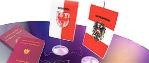 """L'Austria offre la doppia cittadinanza agli altoatesini. """"No"""" da Forza italia"""