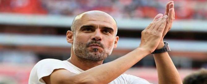 """Guardiola choc: """"Il Manchester City non ha più soldi da spendere!"""""""